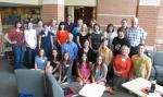 2014 Counseling Psychology Masters and Doctoral Student Cohort with Faculty