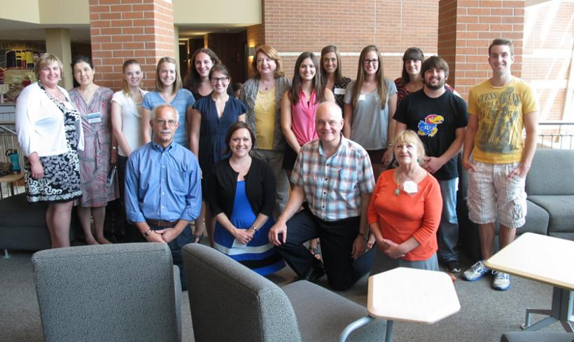 2014 Counseling Psychology Masters Student Cohort