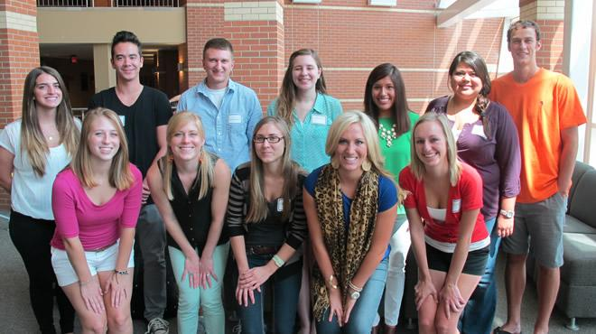 2013 Counseling Psychology Masters Students