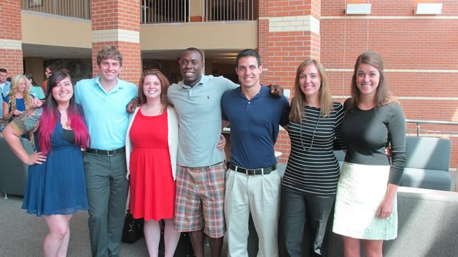 2013 Counseling Psychology Doctoral Students